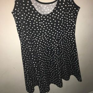 H&M Polka Mini Dress